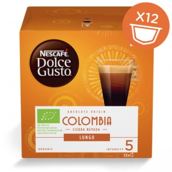 Лунго Colombia от NESCAFE Dolce Gusto